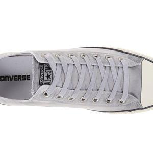 d866e4b0a225 Converse Shoes - Converse Unisex Ox Dolphin Gray Kent Wash NIB